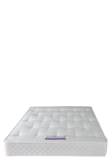 Firm Orthopaedic Mattress, Divan And Headboard By Sealy