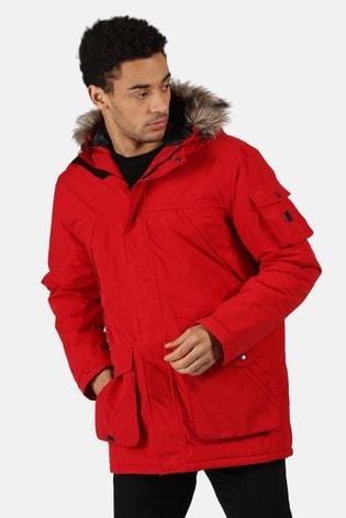 Regatta Red Salinger II Waterproof Jacket
