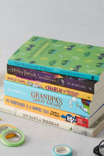 Childrens Book Club 6 Month Subscription by Activity Superstore