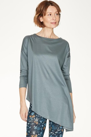 Thought Grey Newby Top