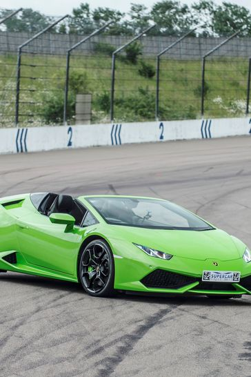 Double Lambo Or Double Ferrari Drive Gift Experience by Activity Superstore