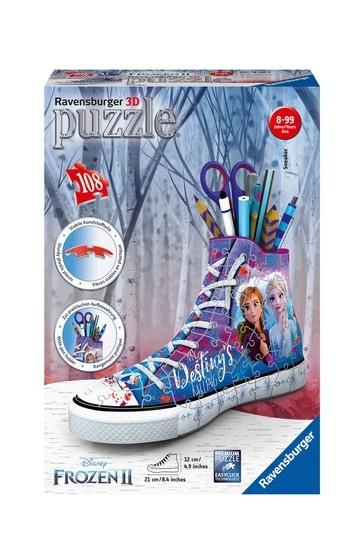 Ravensburger Disney™ Frozen 2 Sneakers 108pc 3D Jigsaw Puzzle