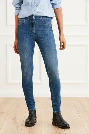 Mid 360° Super Skinny Jeans