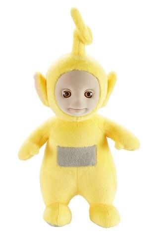 """Teletubbies Laa Laa 8"""" Talking Soft Toy"""