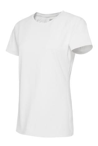 Calvin Klein Performance White Basic Tee