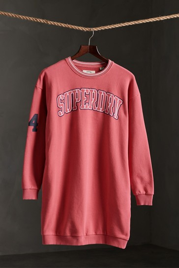 Superdry Coded Sweat Dress