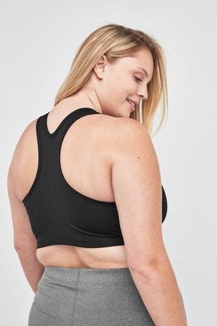 Nike Curve Swoosh Bold Medium Support Bra