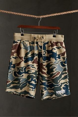 Superdry Camo Air Shorts