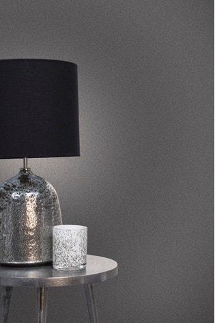 Platinum Texture Wallpaper by Fine Décor