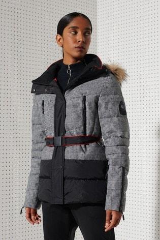 Superdry Chamonix Padded Jacket