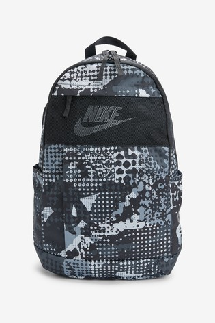 Nike Black Camo Elemental 2.0 Backpack