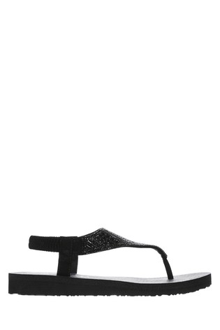 Skechers® Meditation Rock Crown Sandal