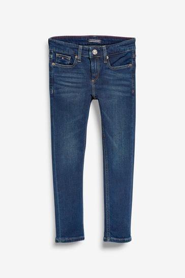 Tommy Hilfiger Blue Slim Jean