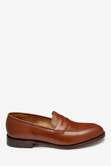 Loake For Next Saddle Loafers