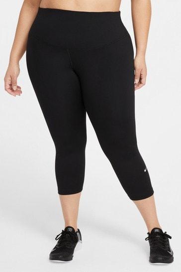 Nike Curve One Cropped Leggings