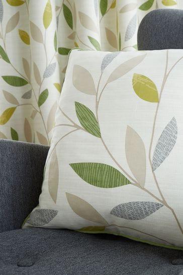 Fusion Green Beechwood Cushion