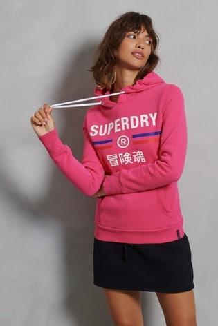 Superdry Vintage Sport Hoody