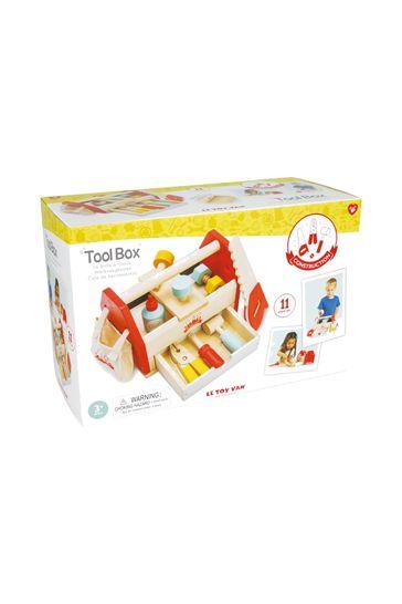 Le Toy Van Wooden Tool Box