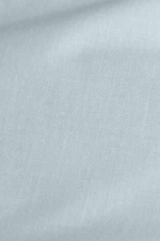 Serene Plain Duvet Cover and Pillowcase Set
