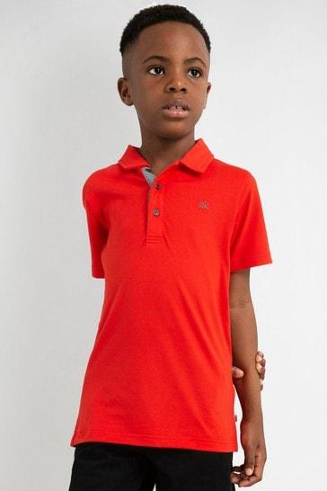 Calvin Klein Golf Newport Junior Polo Shirt