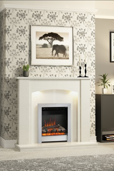 Somerton Marble Fireplace Suite