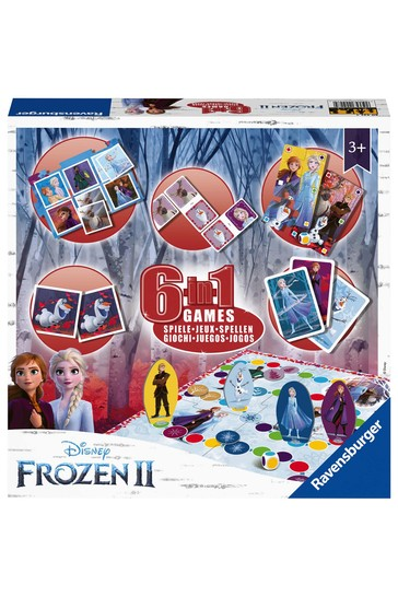 Ravensburger Disney™ Frozen 2 - 6-in-1 Games
