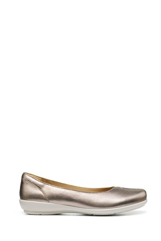 Hotter Robyn Slim Fit Slip-On Pump Shoes
