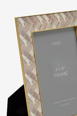 Pearl Effect Frame
