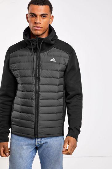 adidas Varilite Hybrid Hooded Jacket