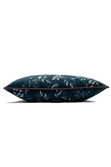 Furn Blue Fearne Cushion