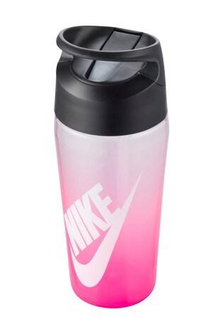 Nike Pink Fade 16oz Hypercharge Water Bottle