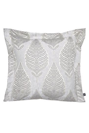 Treasure Pearl Feather Cushion by Prestigious Textiles