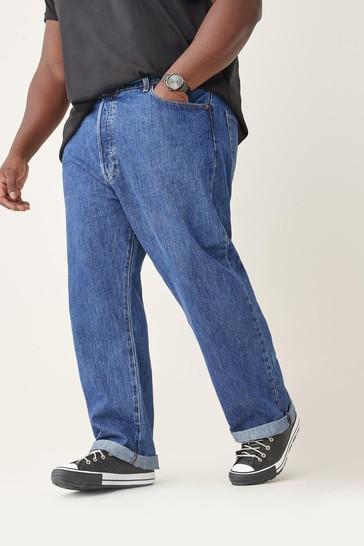 Levi's® Big and Tall 501® Straight Jeans