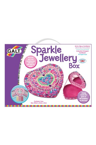Galt Toys Sparkle Jewellery Box