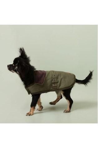 Washable Provence Rose Wax Coated Reversible Extra Small Dog Coat by Cath Kidston®