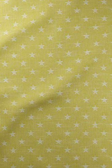 Leta Sorbet Yellow Made To Measure Roman Blind