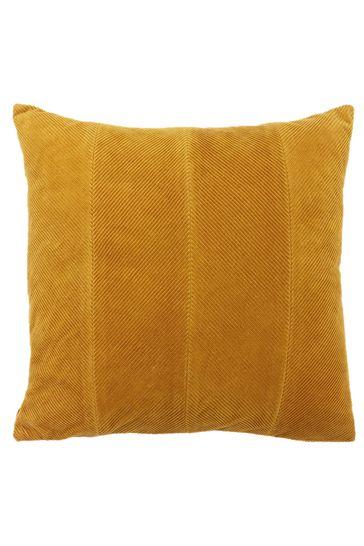 Jagger Cord Cushion by Furn