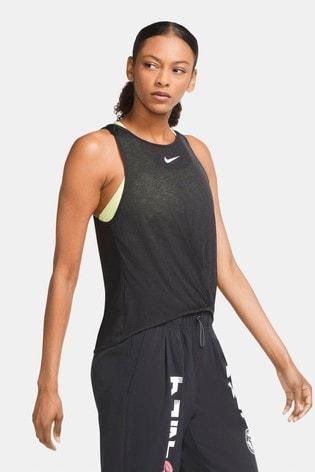 Nike Icon Clash Twist Run Tank