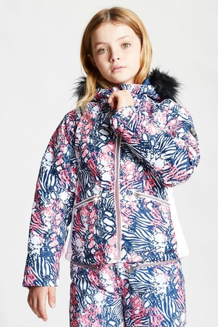 Dare 2b Pink Far Out Waterproof Ski Jacket