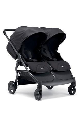 Mamas & Papas Armadillo Black Jack Twin Pushchair