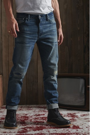 Superdry Limited Edition Dry Japanese Jeans
