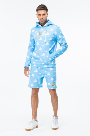Hype. Disney™ Toy Story Clouds Mens Shorts