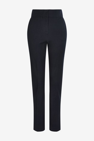 Navy Shaping Trousers