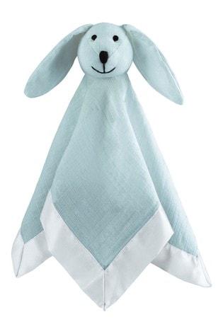 aden + anais Essentials Blue Lovey Muslin Comforter