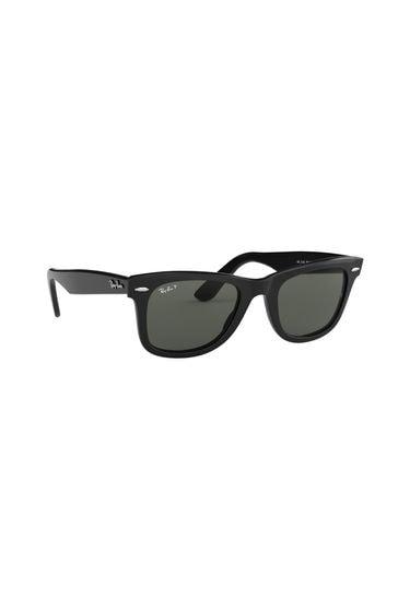 Ray-Ban® Wayfarer Polarised Lens Sunglasses