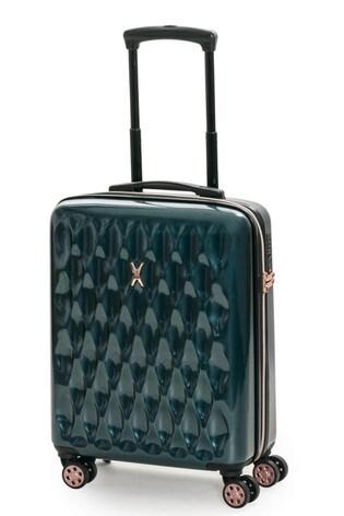 Rock Luggage Diamond Hard Shell Cabin Case