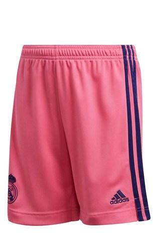 adidas Real Madrid Away 20/21 Football Shorts