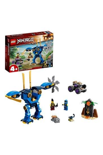 LEGO 71740 Ninjago Jays Electro Mech 71740