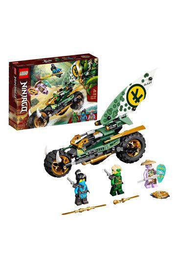 LEGO 71745 Ninjago Lloyds Jungle Chopper Bike