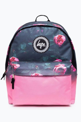 Hype. Rose Fade Backpack